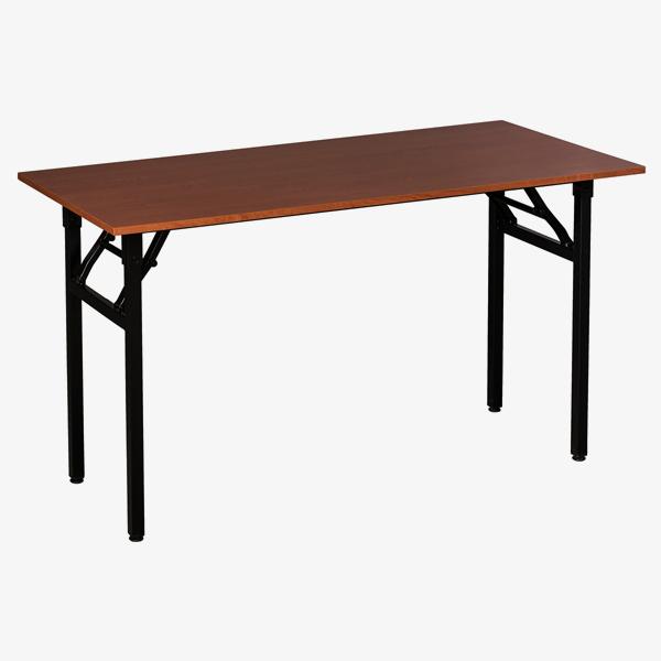 Folding table officescene