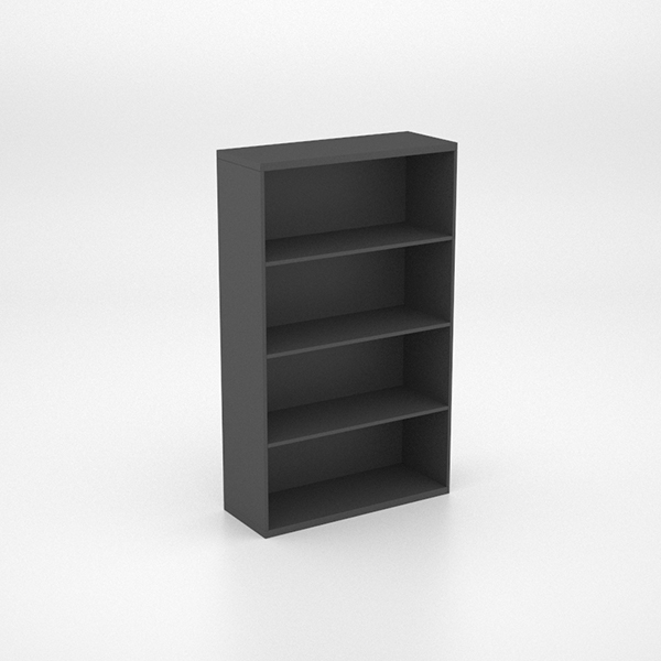 Storage - 4 Tier Bookcase
