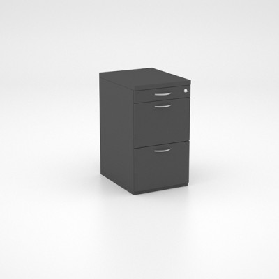 Storage – Desk Height Pedestal with PP and 2 Deep Filers