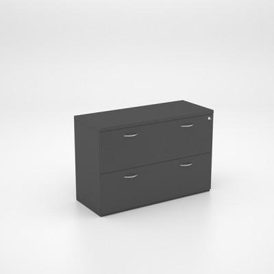 Storage – Desk Hight Filing Unit 2 Drawer 32mm