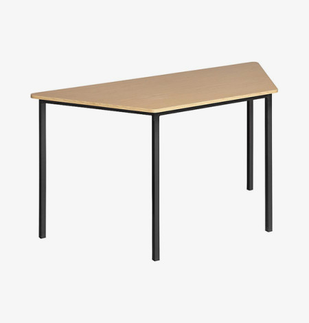 Trapezoidal Training Table