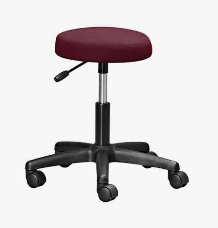 Dental Stool – burgundy