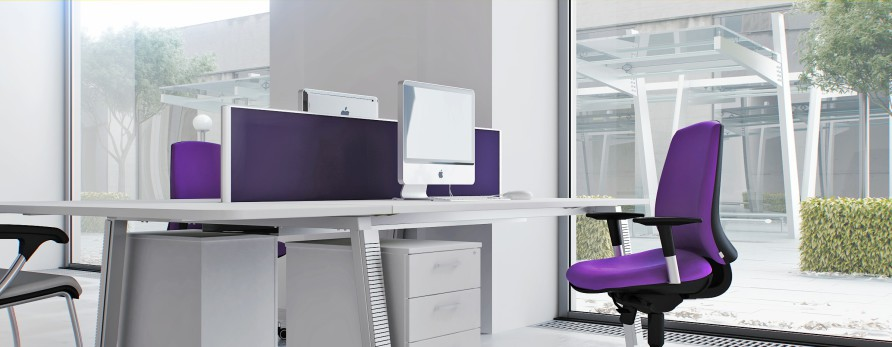 Modern office trends: Power colours to empower employees