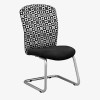 Diva Managerial Office Side Chair