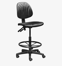 D-Man Works - Industrial Draughtsman Chair