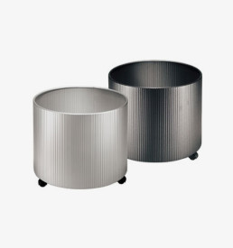fluted planters - Office Furniture Cape Town