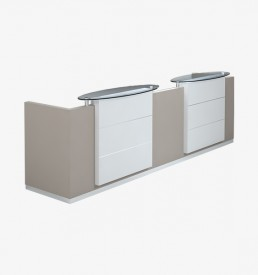 Giorgio Double Reception Desk