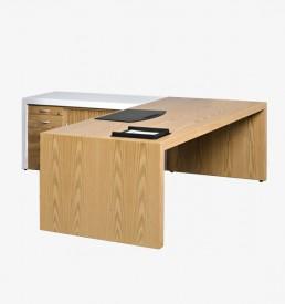 Giorgio Executive Desk - front