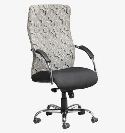 Heavy Duty Managerial Office Chair (knee tilt)