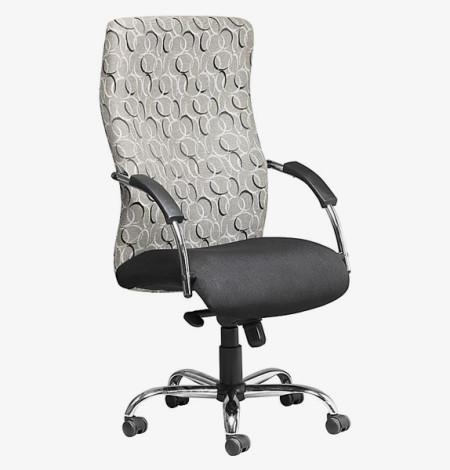 Heavy Duty Managerial Office Chair (knee tilt)