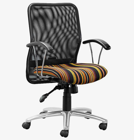 Lisa Mid Back Managerial Office Chair
