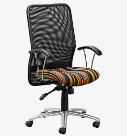 Lisa High Back Managerial Office Chair