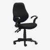 Operator S3000 Mid Back Office Chair - black