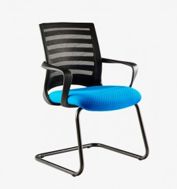 Barrier Honeycomb Visitors Office Chair