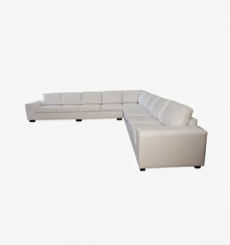 Bellini corner couch - soft seating - Office Furniture Cape Town