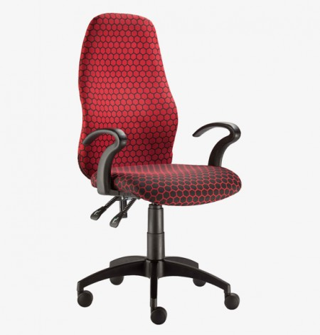 Flamingo Honeycomb High Back Office Chair