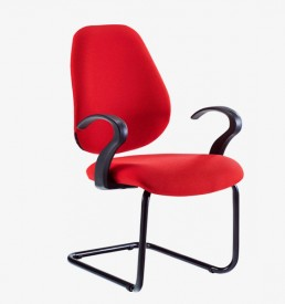 Flamingo Honeycomb Visitors Chair - Office Furniture Cape Town