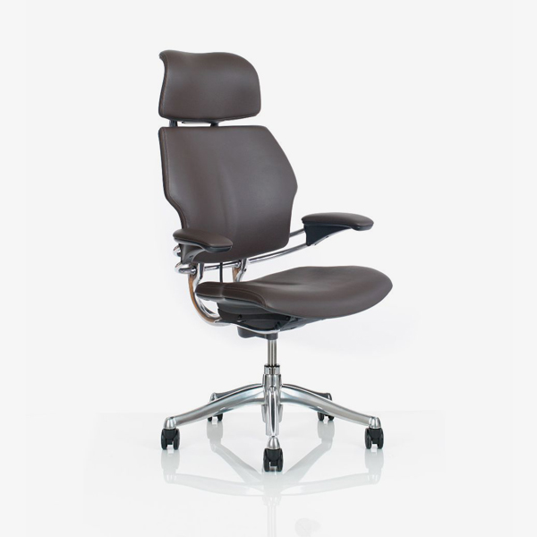 Freedom Executive Office Chair - brown