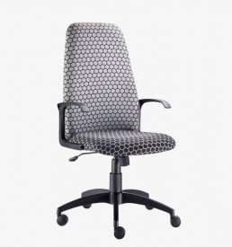 Pisa Honeycomb High Back - Office Furniture Cape Town