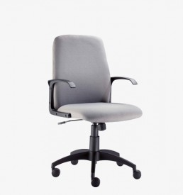 Pisa Honeycomb Mid Back - Office Furniture Cape Town