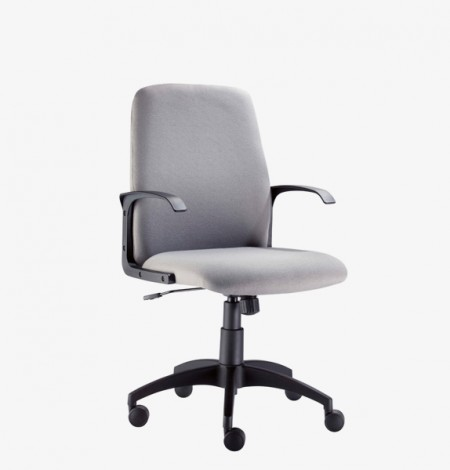 Pisa Honeycomb Mid Back Office Chair