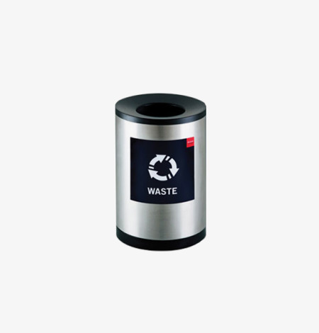 Round Recycle Bin for Waste