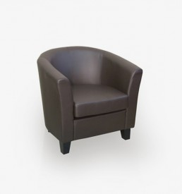 Tub Chair - soft seating - Office Furniture Cape Town