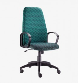 Dialogue Honeycomb High Back Office Chair