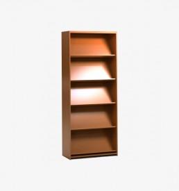 5 Tier Wooden Display Case