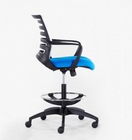 Office Furniture Cape Town - Barrier Honeycomb Draughtsman Office Chair