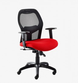 Xenon Operators Chair - red