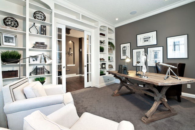 Pleasant Inspirational Home Office Ideas Officescene Largest Home Design Picture Inspirations Pitcheantrous