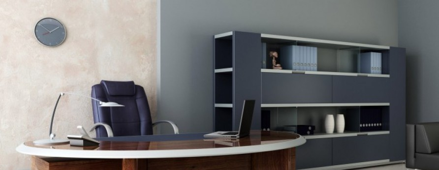 Can modern office furniture improve work ethic?