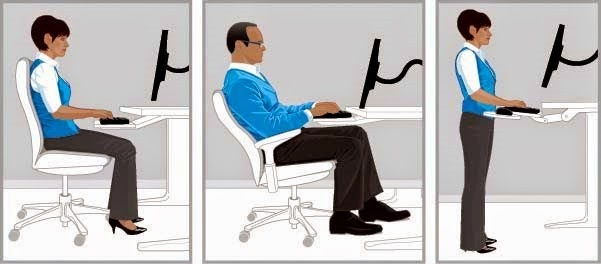 Office chairs and your posture