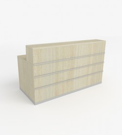 Dignitary - melamine Front