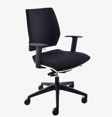 Pulse – black MB with adjustable arms