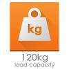 load capacity 120kg