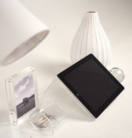 TabStop with tablet – Clear