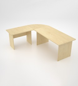 EcoScene with extension - Maple