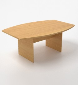 EcoScene - Boardroom - Oak