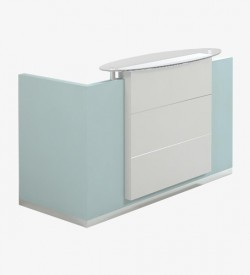 Giorgio Single Reception Desk