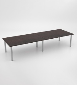 Jigsaw Double Boardroom Table