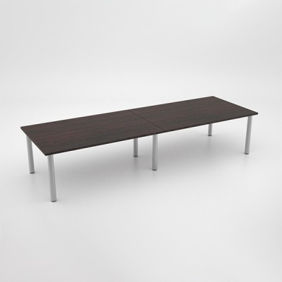 Jigsaw Double Boardroom Table
