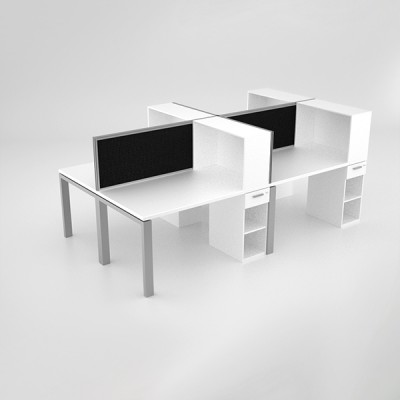 Margin-Cluster-Desk-with-open-unit-and-dayfiler