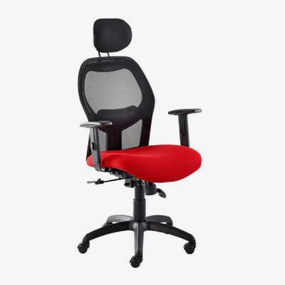 Xenon Managerial Chair – Red