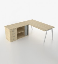 Image Desk with Pedenza