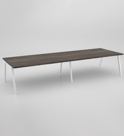 Image Double Boardroom Table