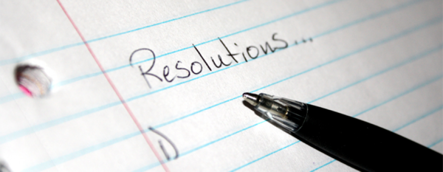 New Year's Resolutions for the Office