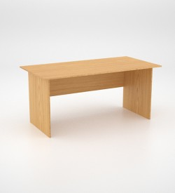 Value Desk - Oak