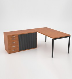 Margin 38 - Desk with Pedenza